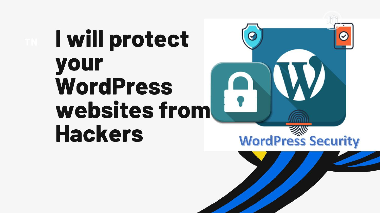 Archive: I Will Secure Your Wordpress Website From Hackers