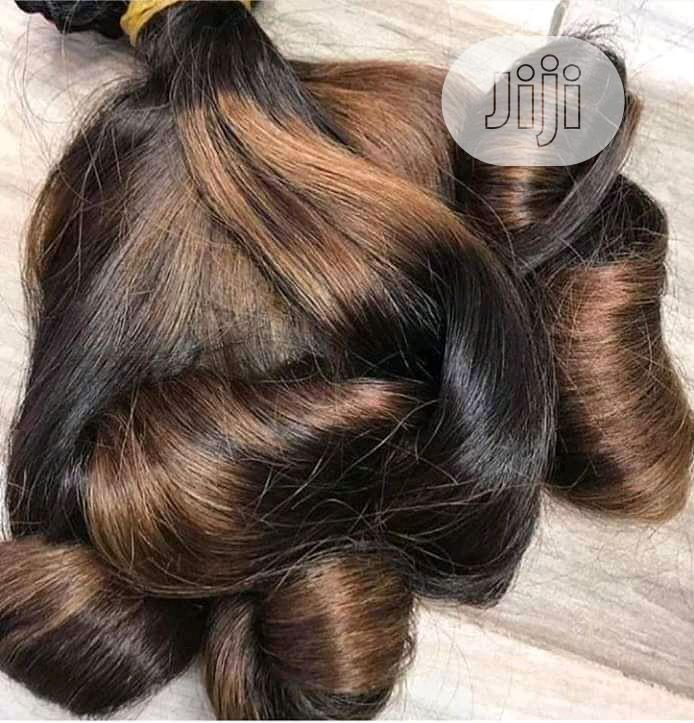 12inches Super Double Drawn Brazilian Hair