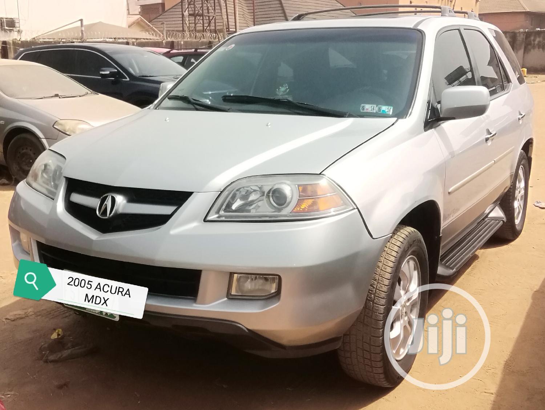 Acura Mdx 2005 Silver In Nyanya Cars Le Emikech Nigeria Limited Jiji Ng