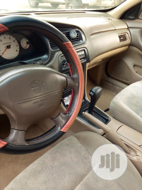 Archive: Nissan Altima 2001 Automatic