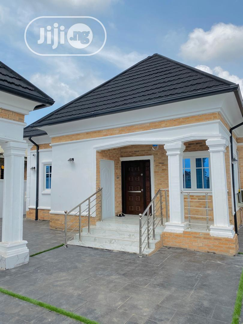 Archive: Standard 4bedroom Bungalow for Sale at Off Airport Rd Benin/C