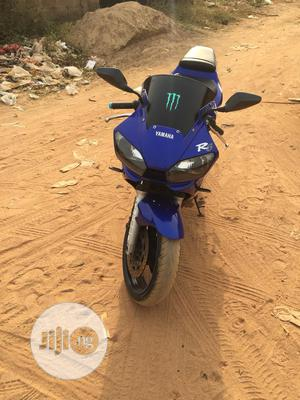 Yamaha R6 2001 Blue | Motorcycles & Scooters for sale in Oyo State, Ibadan