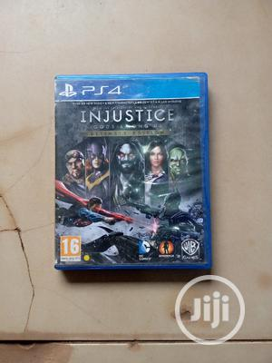Ps4 Cd Injustice | Video Games for sale in Enugu State, Enugu
