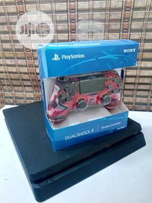 Playstation 4 Slim + 3 Games and 5 Trial Games | Video Game Consoles for sale in Abuja (FCT) State, Gwarinpa