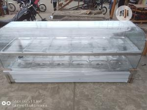 6 Bowls 2 Steps Curve Glass Bain Marie | Restaurant & Catering Equipment for sale in Lagos State, Surulere
