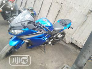 Kawasaki Ninja 300 2017 Blue | Motorcycles & Scooters for sale in Lagos State, Surulere