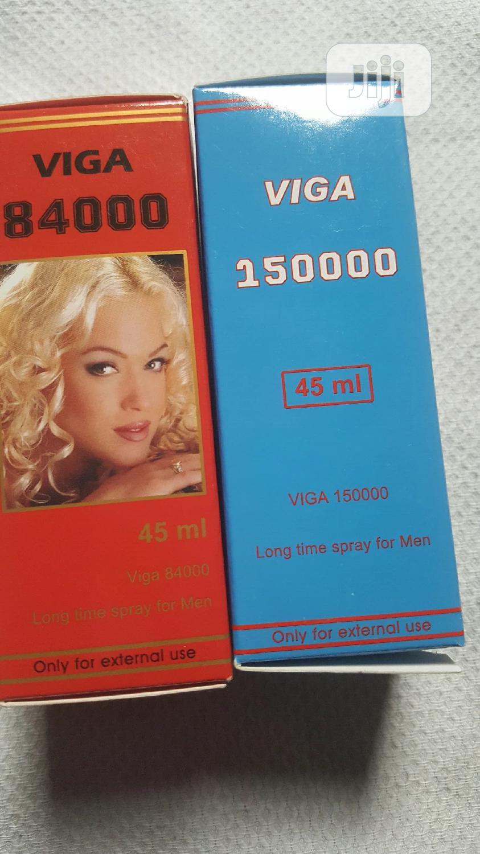 Viga 150000 Spray With Vitamin E Delay Spray for Men