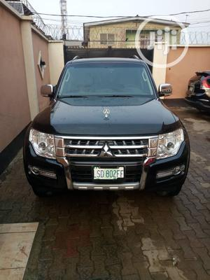 Mitsubishi Pajero 2016 Black   Cars for sale in Lagos State, Alimosho