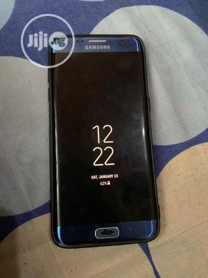 Samsung Galaxy S7 edge 32 GB Blue   Mobile Phones for sale in Osun State, Ife