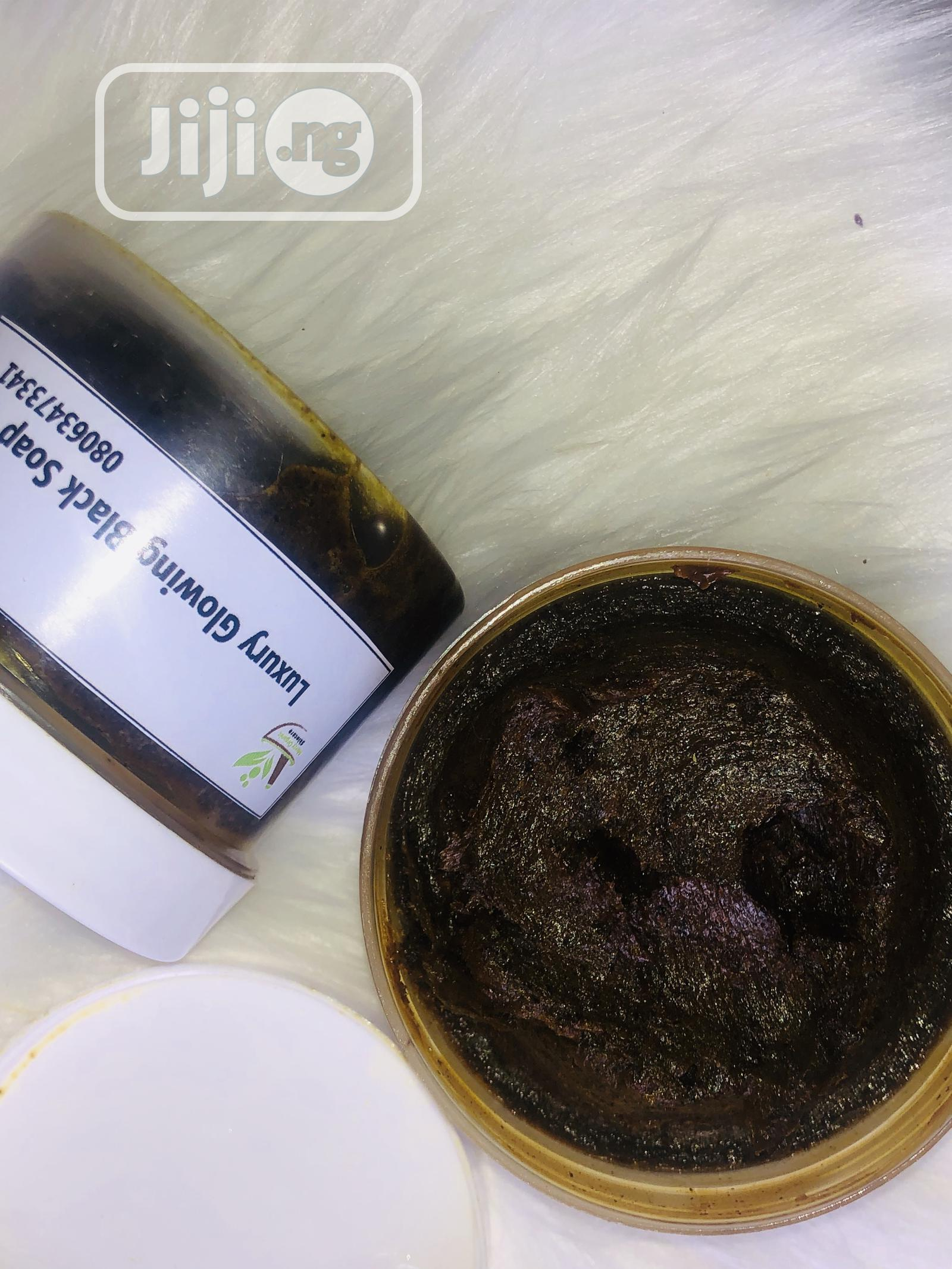 Organic Skin, Whitening Black Soap,Stretch Marks Oil