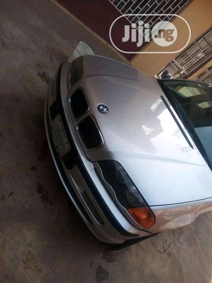 Archive: BMW 316i 2000 Silver