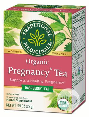 Traditional Medicinals Organic Pregnancy Tea, 16 Bags   Vitamins & Supplements for sale in Lagos State, Lekki