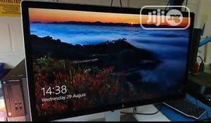 27inch Ultra Wide Dell 5k Monitor   Computer Monitors for sale in Lagos State, Ikeja