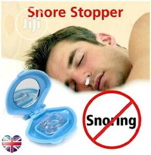 Anti Snoring Nose Clip Device