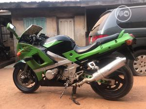 Kawasaki Z400 1998 Green | Motorcycles & Scooters for sale in Oyo State, Ibadan