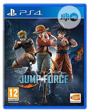 Jump Force Ps4 Game | Video Games for sale in Lagos State, Ikeja