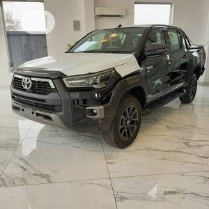New Toyota Hilux 2021 Black | Cars for sale in Lagos State, Victoria Island