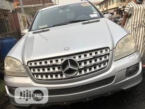 Mercedes-Benz M Class 2008 ML 350 4Matic Silver | Cars for sale in Lagos State, Mushin
