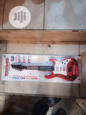 Rockband Guitar for Kids,Rock Style   Toys for sale in Lagos State, Surulere
