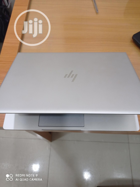 Laptop HP EliteBook 840 G5 8GB Intel Core I7 SSD 256GB | Laptops & Computers for sale in Ikeja, Lagos State, Nigeria