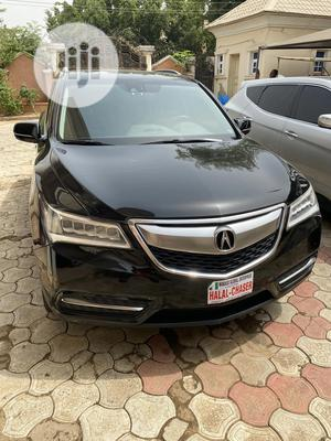 Acura MDX 2014 4dr SUV (3.5L 6cyl 6A) Black   Cars for sale in Abuja (FCT) State, Central Business Dis