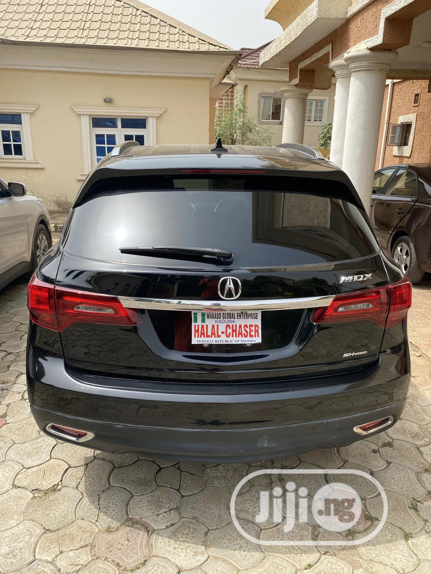 Archive: Acura MDX 2014 4dr SUV (3.5L 6cyl 6A) Black