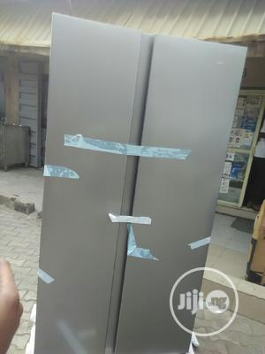 Hisense Double Door   Kitchen Appliances for sale in Lagos State, Ojo