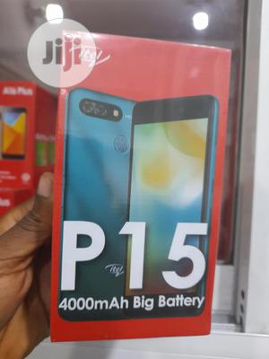 New Itel P15 16 GB Black   Mobile Phones for sale in Lagos State, Ikeja