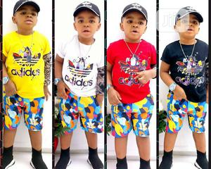 Addidas Short Track | Children's Clothing for sale in Lagos State, Ikeja