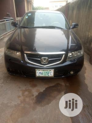 Honda Accord 2006 2.2i CTDi Sport Black | Cars for sale in Lagos State, Alimosho