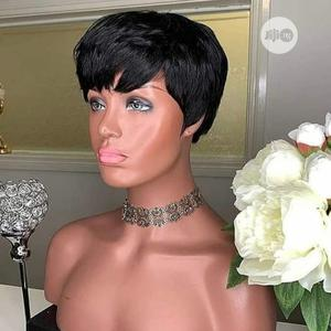 Pixie Short Score Cap Wig | Hair Beauty for sale in Lagos State, Ikotun/Igando