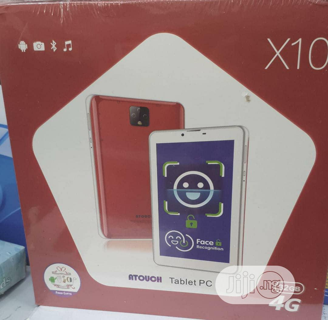 New Atouch X10 32 GB   Tablets for sale in Amuwo-Odofin, Lagos State, Nigeria
