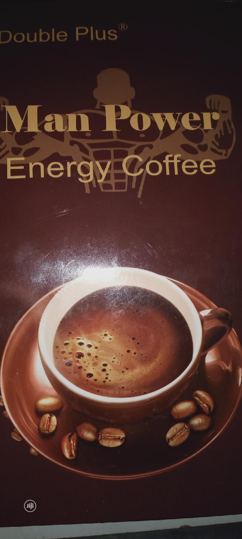 Energy Man Power Cofee(Double Plus)