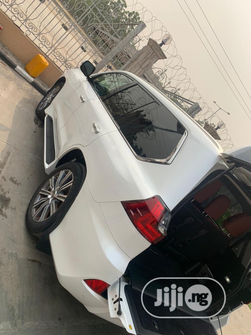 Lexus LX 2018 White | Cars for sale in Amuwo-Odofin, Lagos State, Nigeria