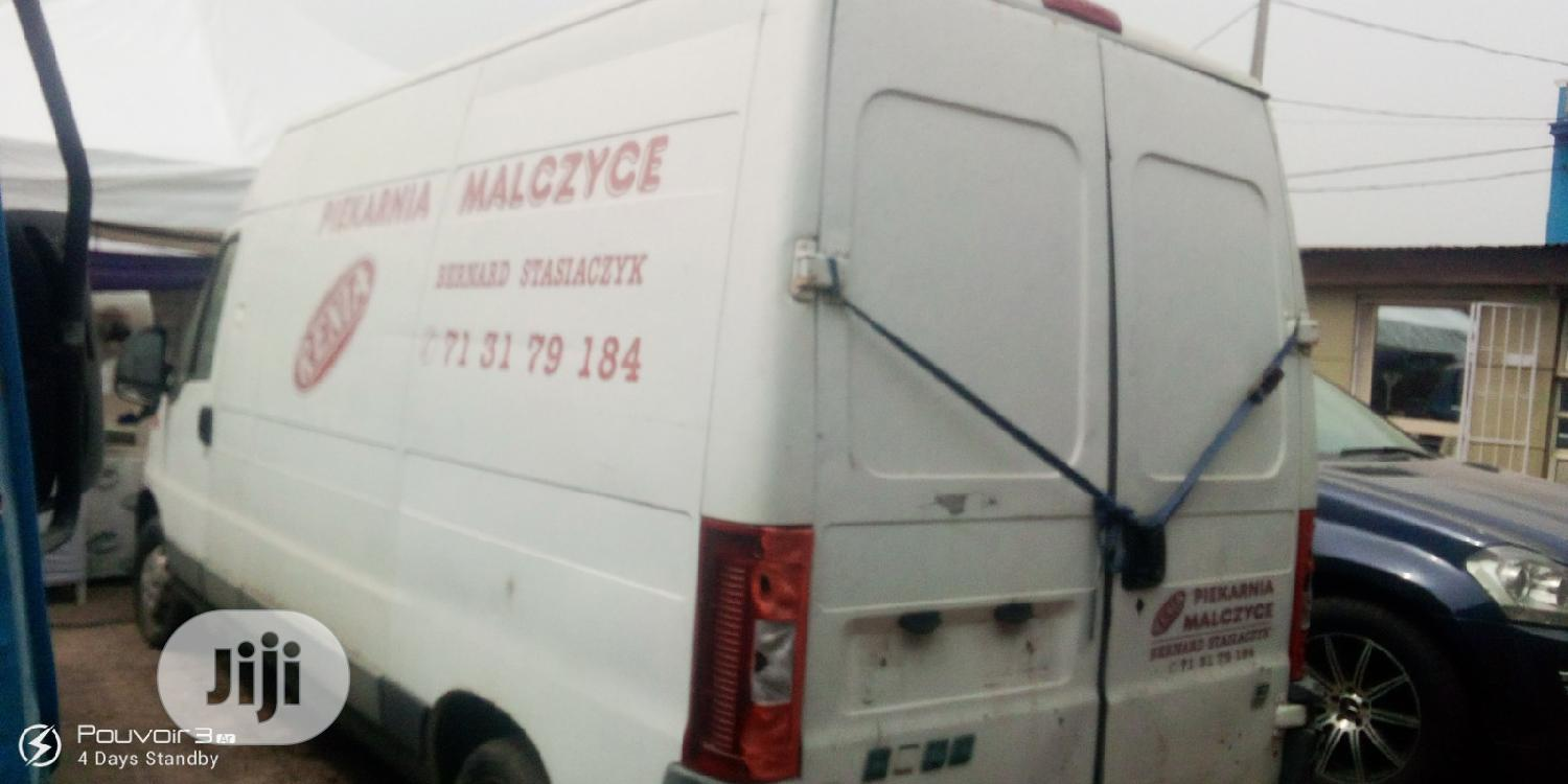 Peugeot Boxer 2003 | Buses & Microbuses for sale in Ikeja, Lagos State, Nigeria