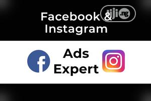Facebook Instagram Advert Expert   Computer & IT Services for sale in Lagos State, Yaba
