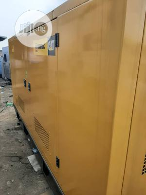 150kva Mantrac Caterpillar Soundproof Generator for Sale | Electrical Equipment for sale in Lagos State, Oshodi