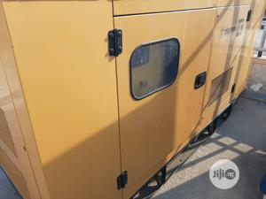 100kva Mantrac Caterpillar Soundproof Generator for Sale | Electrical Equipment for sale in Lagos State, Oshodi