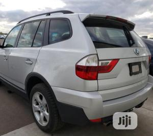 BMW X3 2007 3.0i Sport Automatic Silver   Cars for sale in Lagos State, Mushin