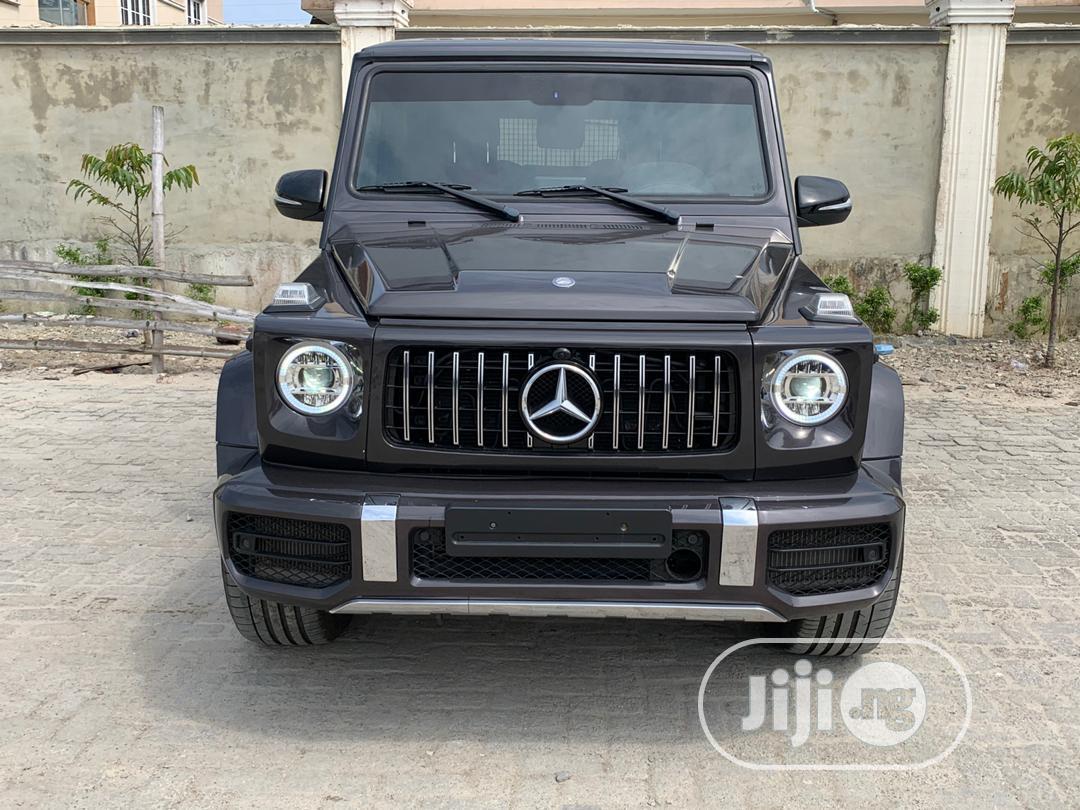 Mercedes Benz G Class 2015 Black In Ajah Cars Emmanuel Ibanga Jiji Ng