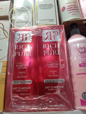 Rich Pure Lightening Lotion | Skin Care for sale in Lagos State, Amuwo-Odofin