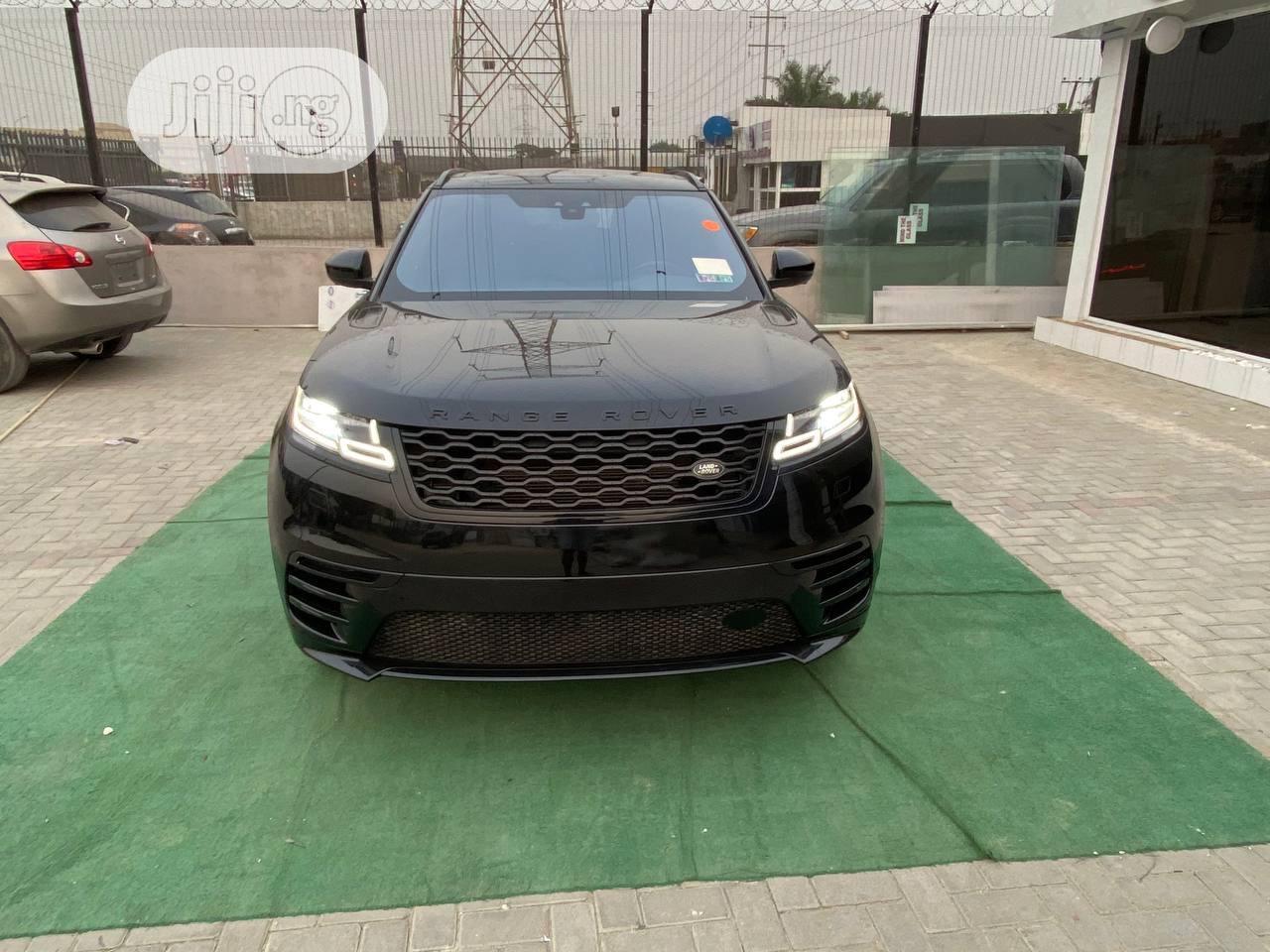 Land Rover Range Rover Velar 2018 Black