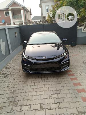 New Toyota Corolla 2020 SE Blue   Cars for sale in Lagos State, Ajah