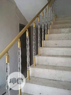 Crystal Handrail   Building Materials for sale in Lagos State, Agege