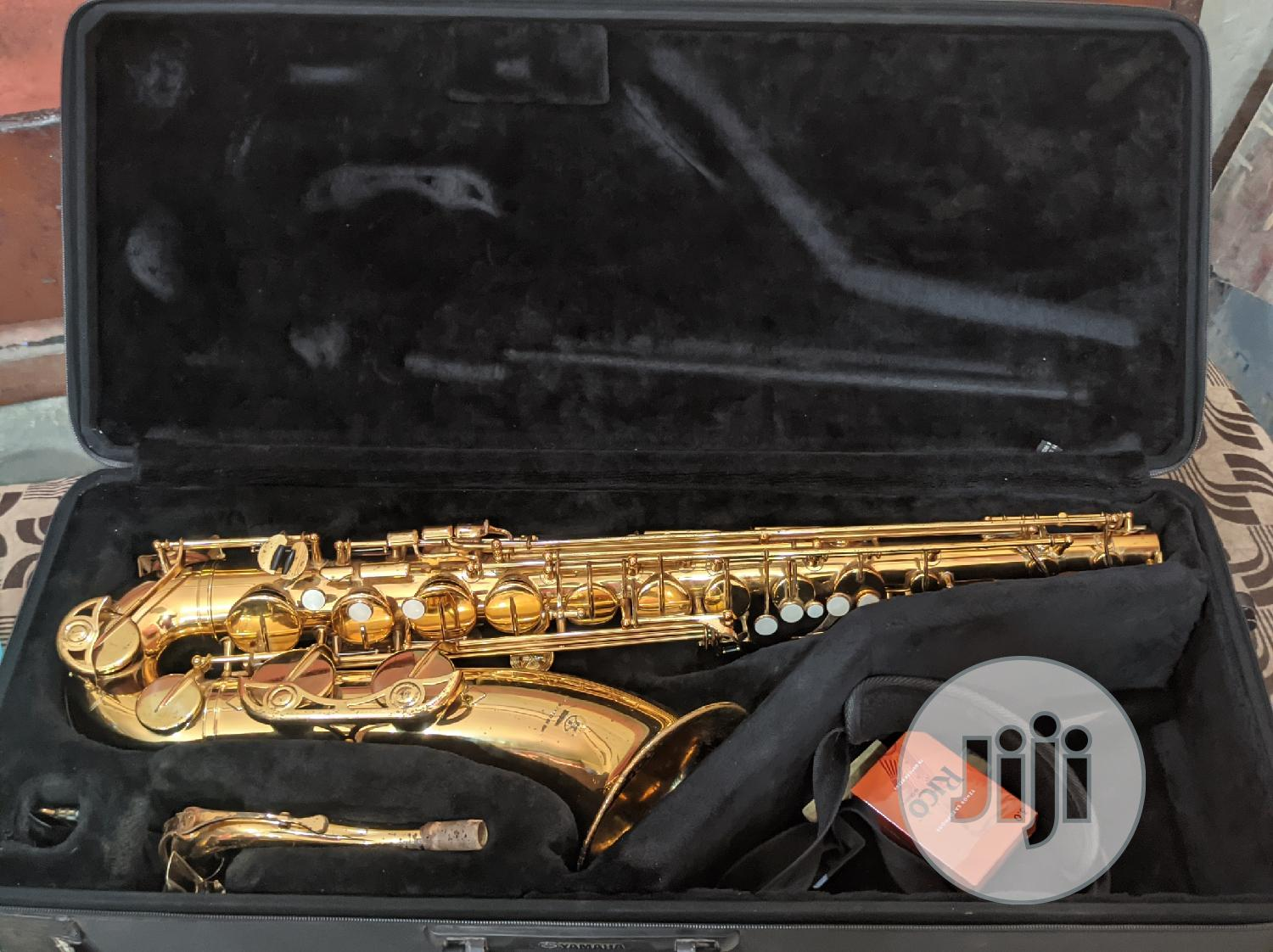 Original Yamaha Yts 275 Tenor Saxophone (Sax) | Musical Instruments & Gear for sale in Ikeja, Lagos State, Nigeria