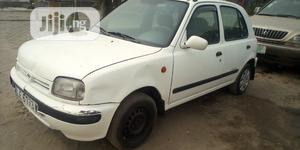 Nissan Micra 2003 White | Cars for sale in Lagos State, Ajah