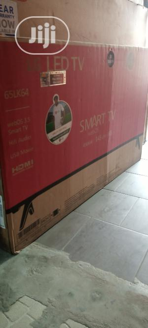 LG 65 Inches LED Smart TV | TV & DVD Equipment for sale in Lagos State, Ojo