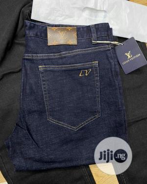 Classic Louis Vuitton Jeans Trouser   Clothing for sale in Lagos State, Lagos Island (Eko)