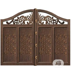 Double Swing Driveway Gate   Doors for sale in Abuja (FCT) State, Gudu