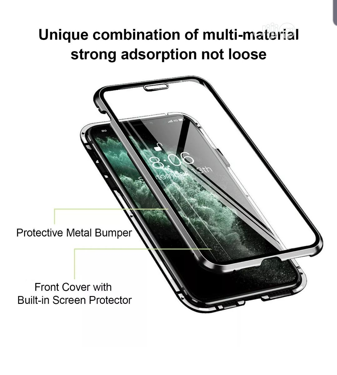 Magnetic Absorption Case for iPhone 12/12pro/Pro Max | Accessories for Mobile Phones & Tablets for sale in Ikeja, Lagos State, Nigeria